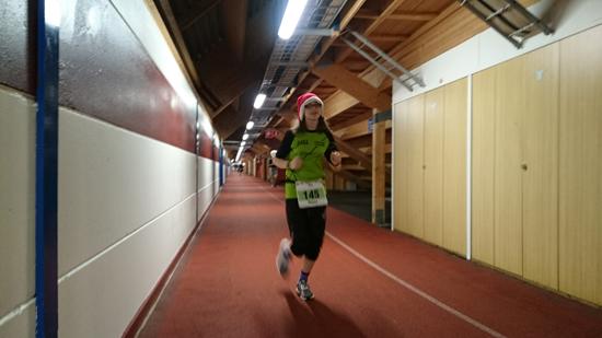 Mera löpning