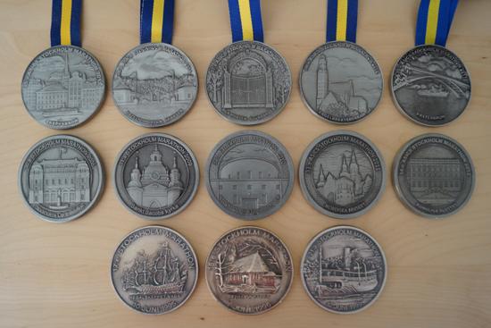Medaljsamlingen