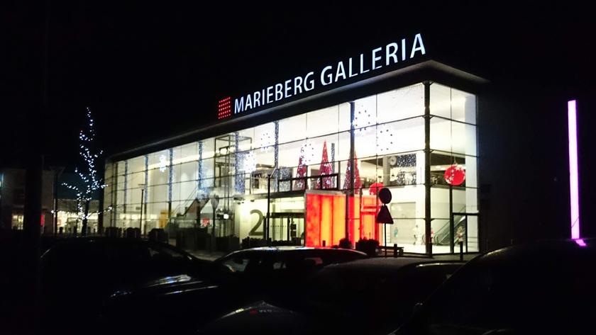 Marieberg Galleria 6-timmars