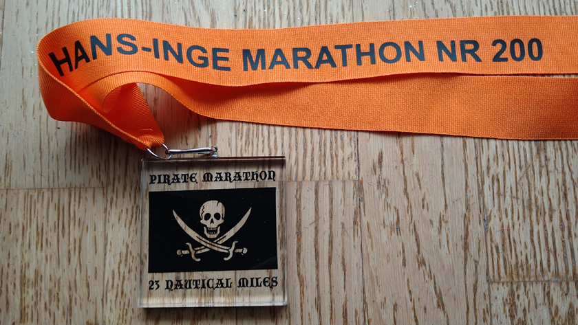 Pirate Marathon