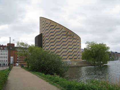Tycho Brahes planetarium