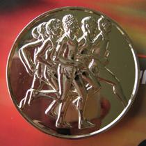 Samma medalj